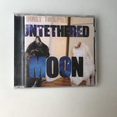 Built To Spill - Untethered Moon 專輯 可車載CD