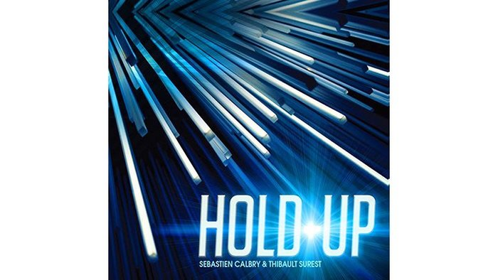 [魔術魂道具Shop]升牌變色~~HOLD UP  by Sebastien Calbry