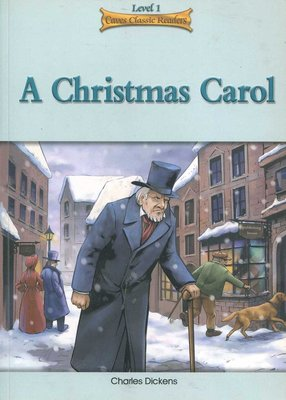 A Christmas Carole 《Caves Classic Readers》  93 Pages