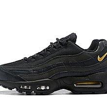 D-BOX Nike Air Max 95 Premium SE 黑色 金勾 拼接 氣墊跑步鞋 運動鞋