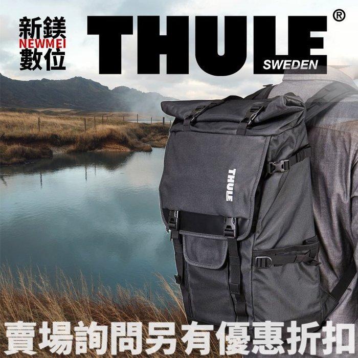 【新鎂】瑞典 Thule 都樂 相機包 後背包 專為攝影人而生 TCDK-101 礦藍色/黑色可選擇