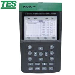 【電子超商】含稅 泰仕TES 8點溫度計/紀錄器 PROVA 800