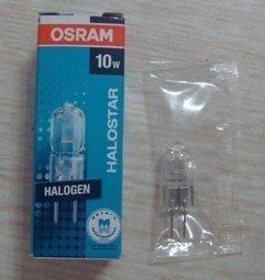 OSRAM 歐司朗 JC 12V10W G4 鹵素燈泡 64415 鹵素豆泡 重點照明