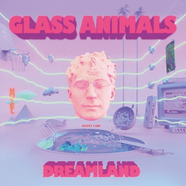 夢想國度 Dreamland / 易碎動物 Glass Animals---0877398