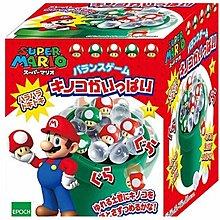 全新 🔥 現貨 🔥 Epoch Super Mario Mushroom Balance Game 超級瑪利奧 磨姑平衡遊戲