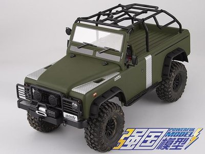 Killerbody 1/10 路虎MARAUDER Ⅱ 攀爬車車殼 Axial SCX10車架用