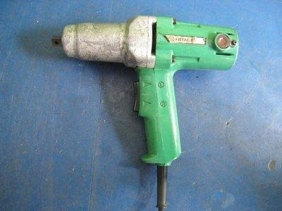 中古/二手 電動套筒板手/電動板手-日立-4分角- WH12V -(綠#306)