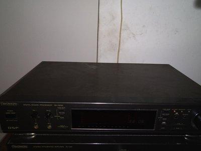 Technics 高階音質處理器 台中市