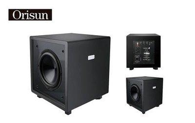 ORISUN 美國 OS-10T1200(3  顆10吋) 低音炮 另 OS-8T600 OS-12PLUS OS-15E 新店音響