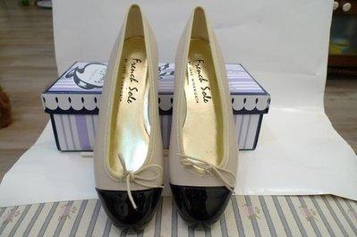 英國品牌 French Sole  芭蕾舞鞋 38號 法國製 (建議23.5-24公分穿)