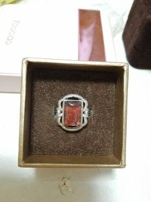 🆕紅幽靈方形戒指ring