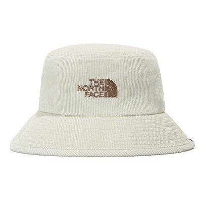 【Luxury】THE NORTH FACE 北臉 北面 漁夫帽  戶外帽 防風帽 刺繡 機能 可調式 防風 透氣 防曬