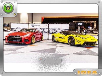 泰山美研社E0614 Prior Design Nissan GT-R Wide Body Kit 國外進口套件