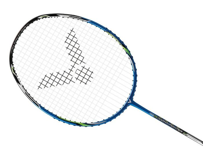 【綠色大地】VICTOR 突擊 TK-LF 30 F 穿線拍 高剛性碳纖維羽拍 羽毛球拍 羽球拍 YY 勝利 優乃克