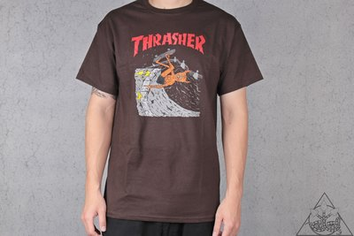 【HYDRA】Thrasher Neckface Invert S/S Tee 街頭 滑板 短T【TS41】