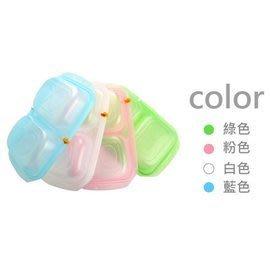 【魔法世界】韓國製 JMGreen 新鮮凍 RRePlus 副食品冷凍記錄儲存分裝盒(2格-300g)(顏色隨機)