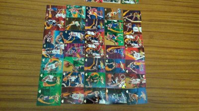 NBA球卡總共有108張, 便宜賣含運$1888
