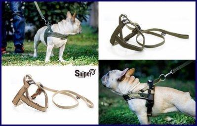 da Bag 最好用的狗牽繩 美國 Sniper 狙擊者 寵物牽繩 軍用材質 省力 中小型適用 直購下標區