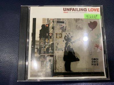 *還有唱片行*UNFAILING LOVE 二手 Y12229 (封面底破)