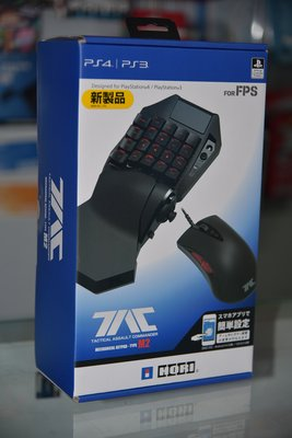(全新) PS4/ PS3 TAC M2 Tactical Assault Commander (日本, HORI) - COD OPS4 必備神器