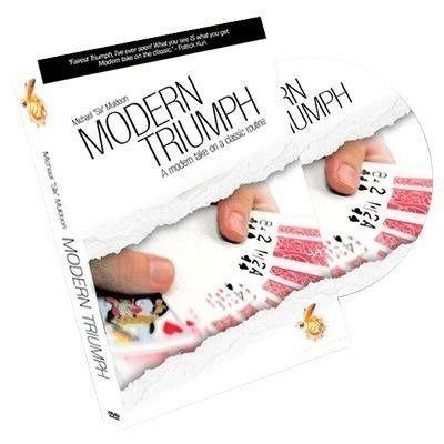 【意凡魔術小舖】Modern Triumph by Michael Six Muldoon 正反洗牌復原 純淨勝利者