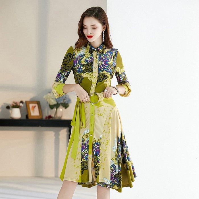 洋裝 #20242 新品上市 靓色秋款 限量銷售