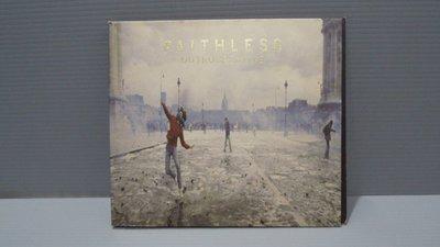 FAITHLESS OUTROSPECTIVE 原版CD美 有歌詞 歡迎多提問