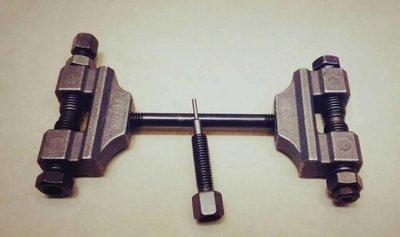 內鏈工具【另贈1支頂針】超耐用特工拆裝內鏈 自行車鏈條 正時鏈條 鏈條工具機車工具 SM250勁戰 豪邁 迪爵 +1支耗