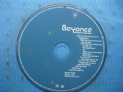 [無殼光碟]GT BEYONCE Dangerously in Love [Import Bonus Tracks]