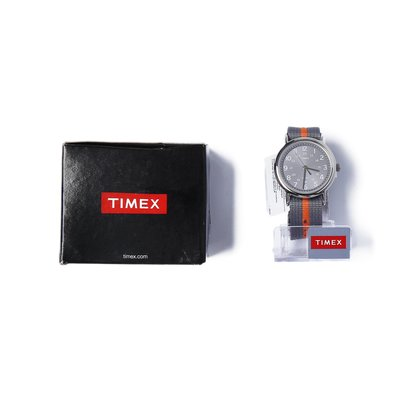 【 WEARCOME 】TIMEX UNISEX WEEKENDER WATCH NATO 天美時 錶款 手錶 帆布錶帶