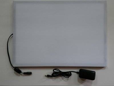 專業版檢測用 台灣製A2/LED/描圖板/光桌/透寫台/超薄燈箱/看片燈箱/燈箱,非大陸進口