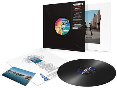 【現貨即發】弗洛伊德 黑膠 Pink Floyd Wish You Were Here LP