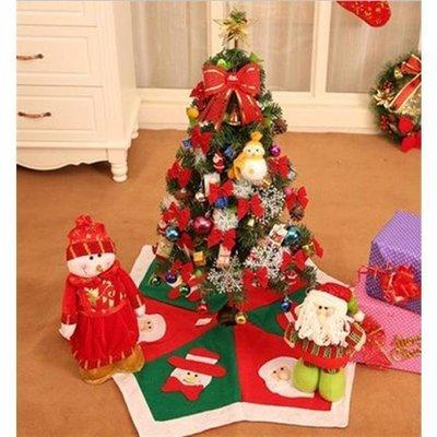 ~圣誕裝飾品120cm圣誕樹套餐豪華加密圣誕節裝飾圣誕樹i酒吧節日