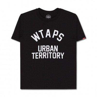 WTAPS URBAN TERRITORY 15ss 西山徹 黑白 短袖 TEE(完售)