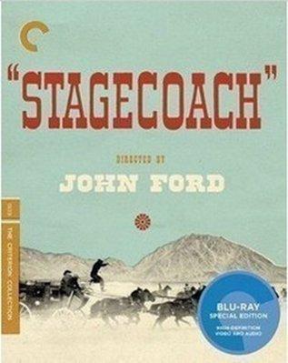 【藍光電影】BD50 關山飛渡 (1939) Stagecoach 經典中的經典!黑白影片,介意勿拍! 70-032