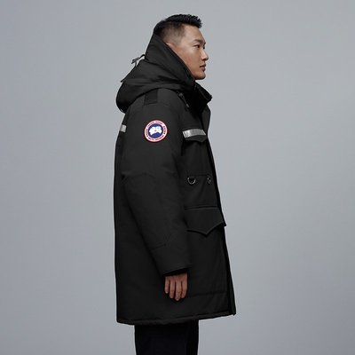 CANADA GOOSE / 加拿大鵝 Resolute 派克大衣 8501M