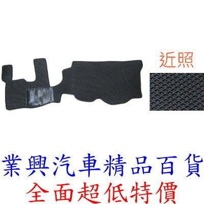 HINO 3.5噸(2013~15)小象牌黃金(正廠公司貨)腳踏墊(黑色)(RW1JHIN-5)【業興汽車精品百貨】