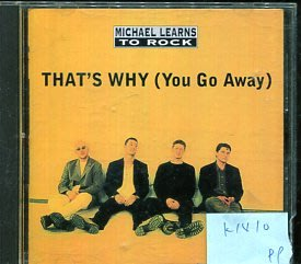 *愛樂二館* THAT'S WAY / YOU GO AWAY 二手 K1410