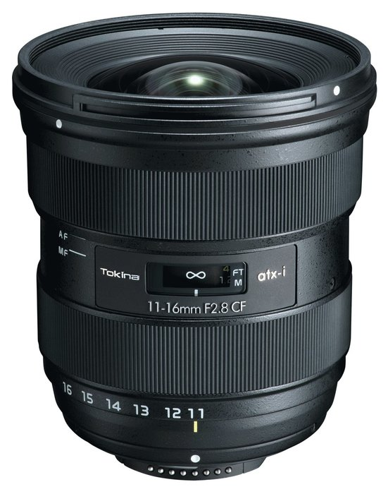 Tokina atx-i 11-16mm F2.8 CF 《APS-C》For Nikon / Canon 公司貨