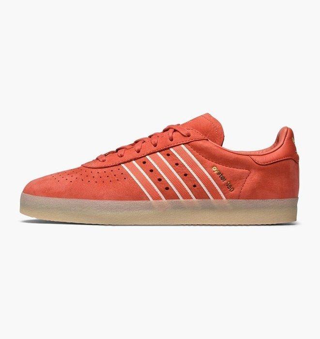 【美國鞋校】現貨 ADIDAS x OYSTER HOLDINGS HANDBALL TOP DB1975 紅色 女鞋