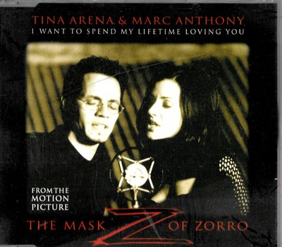 Tina Arena.Marc Anthony / I Want To Spend My Lifetime You
