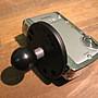 [ Ram Mounts 零件編號16 ] 大圓盤相機座/雲台座 RAM-B-202AU