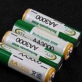 【666】A231=AA充電電池3號1.2V BTY 3000MAH 兒童/玩具遙控器適用/鎳氫充電電池(1個)