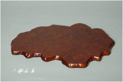 【小樹安每】日本進口- 花梨瘤木地板03   16X12cm