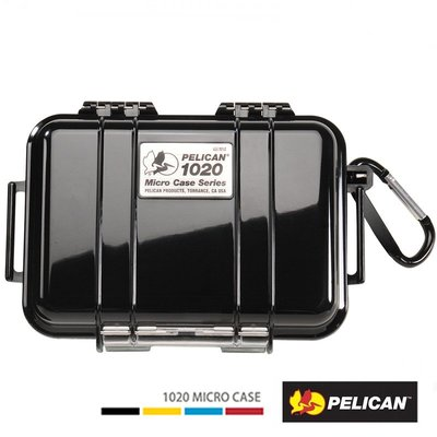 【EC數位】美國 派力肯 PELICAN 1020 微型箱 Micro Case 防水盒 1米 氣密箱 配件盒 保護盒