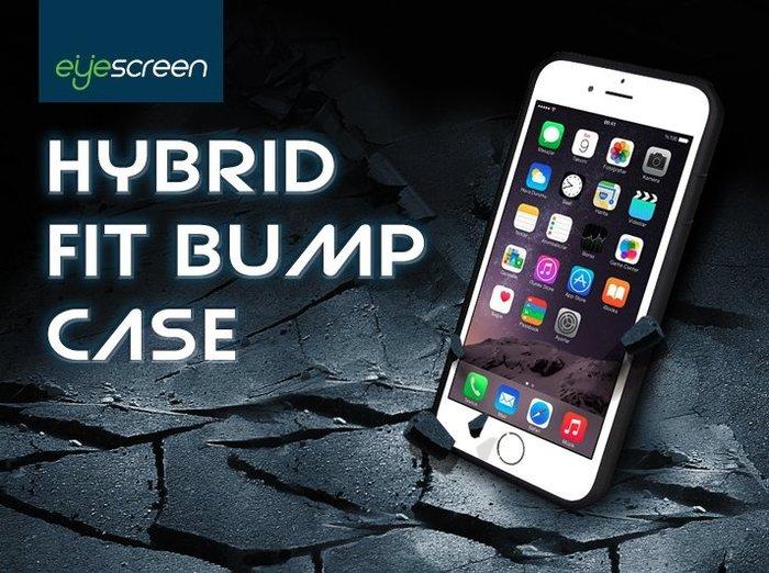 達膜最推薦!EyeScreen Hybrid Fit 防摔殼 iPhone 6、6s 可搭imos3D 非空壓殼