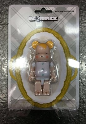 🚀[全新現貨] 100% Bearbrick baby BB Medicom Toy Plus 2016 Be@rbrick
