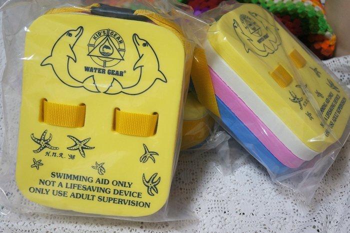 Kini泳具-初學適用-游泳腰部助浮器(浮腰)-四色黃白彩虹款/單色水藍-便當.小烏龜.浮板-特價200元