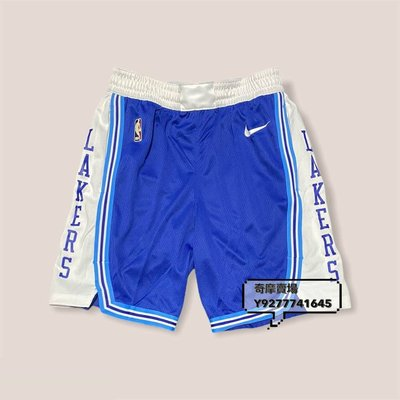 [INMS] Nike NBA 洛杉磯湖人 20-21 復古系列 籃球褲 運動短褲 CN1029-495