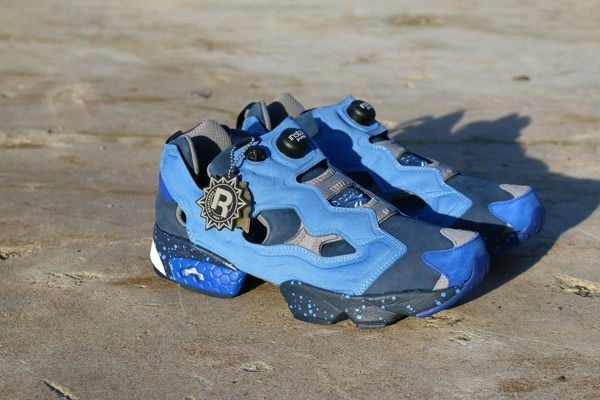☆AirRoom☆【現貨】Reebok Packer Stash Insta pump Fury 聯名潑漆 v61215